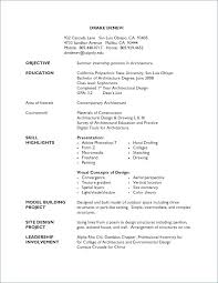 Simple Resume Template Free Stunning Simple Resumes Templates Free To Download Resume Outline Template