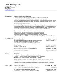 Resume Sections Functional Resume Sections Therpgmovie 1