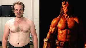 Hellboy: Unglaubliche Verwandlung von ...