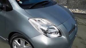 2008 Toyota Vitz RS 1500cc For Sale - YouTube