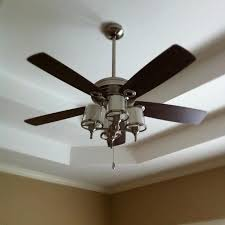 image of bedroom ceiling fan with remote