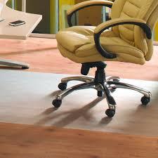 amazon cleartex advanemat chair mat for hard floors clear pvc rectangular 48 x 60 fr1215020ev carpet chair mats office s