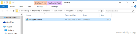 add to startup how to add a program at windows 10 startup wintips org windows