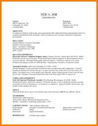Resume Objective Statement For Warehouse Worker Duties Good