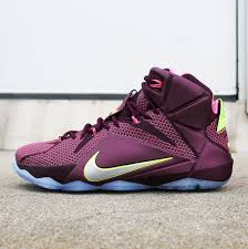 lebron james shoes 12 pink. nike lebron 12 \ lebron james shoes pink a