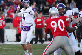 Tcu Football 2011 Offensive Preview The Casey Pachall Era