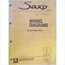 citroen saxo horn wiring diagram citroen wiring diagrams