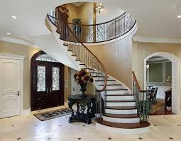iron work can add the perfect touch to elegant staircases and entryways