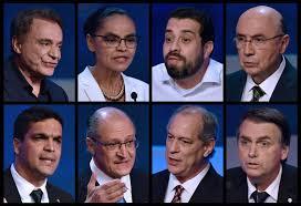 Resultado de imagem para os candidatos a presidente do brasil em 2018