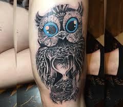 Barevné Tetování Kings Stars Tattoo Studio