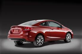 2011 Honda Civic Coupe Redesign 2012 Honda Civic A Road Reality