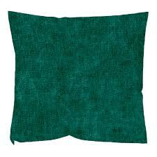 <b>Декоративная подушка</b> Изумрудный Микровельвет купить в ...