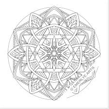 Mandala Colouring In Mandala Coloring Pages For Adults Online