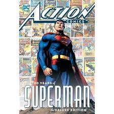 Superman coloring booktomcat superman, coloring book royalty free cliparts, vectors, and, source : Action Comics 80 Years Of Superman Deluxe Edition Hardcover Target