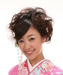 2011年02月 卒業式の袴レンタルと髪型