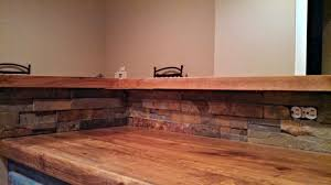Wood Bar Top Tx Pecan Wood Countertop Photo Gallery By Devos Custom Woodworking