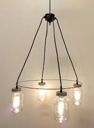 39 most exceptional vintage mason jar chandelier light fixture by lamp goods the lighting creative ruin