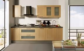 Kitchen Cabinets Contemporary Kitchen Contemporary Oak Kitchen Cabinets Modern Wood Kitchen