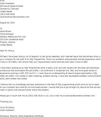 Best Solutions Of Powerful Opening Statement Cover Letter Easy Best