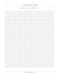 Four Quadrant Graph Paper Printable Graphs Paper Math Graph With