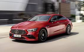 The gt boasts lithe handling, sizzling engine performance, a comfortable interior, and intuitive tech features. Mercedes Amg Gt 4 Door Coupe Spawns Entry Level Gt 43