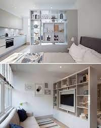 50 Small Studio Apartment Design Ideas 2020 Modern Tiny Clever Apartment Interior Apartment Interior Design Small Apartment Design