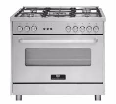 Westinghouse Kitchen Appliances White Westinghouse Wgc9060xpfs Free Standing Gas Cooker 5 Burner