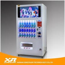 Touch Screen Vending Machines Impressive Top Quality Touchscreen Vending Machine View Touchscreen Vending