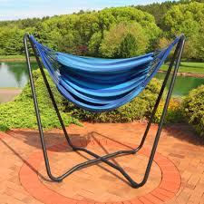 top hammock chair with stand