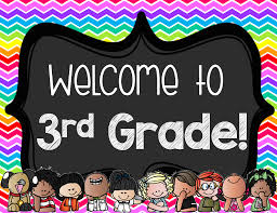 Image result for 3rd grade