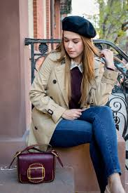 city chic styling a trench coat 3