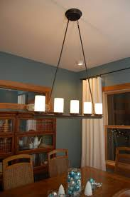 chandelier light height above table dining room light height image fixture above table ac2bb gallery of ideas