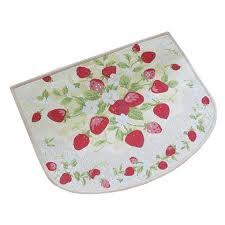 kitchen strawberry kitchen rug strawberry themed kitchen accessories remove strawberry stain turquoise kitchen rugs square kitchen