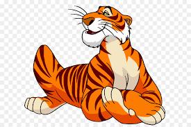 shere khan the jungle book bagheera tiger cartoon the jungle book