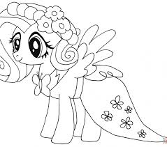 Small Picture Fluttershy Coloring Pages Best Coloring Pages adresebitkiselcom