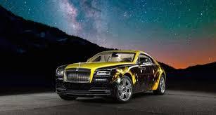 Look Antonio Brown Has A New Star Studded Custom Rolls Royce