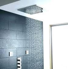kohler rain shower rain shower head rain shower marvelous flush mount ceiling rain shower head mounted