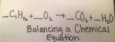 how to balance a chemical equation final