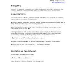 Magnificent Youth Worker Resume Cover Letter Composition