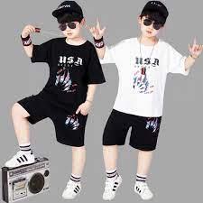 Bộ quần áo trẻ em Amon, thời trang bé trai mẫu mới 2020 PLK06 giảm chỉ còn  25,000 đ
