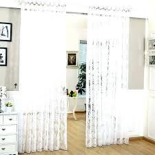 bedroom door curtains bedroom door curtains modern flocked tulle for window sheer curtains sliding wardrobe door