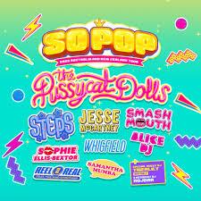 So Pop 2020 Australia New Zealand Tickets Concert Dates