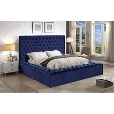 blue platform bed. Interesting Blue Quickview On Blue Platform Bed A