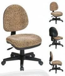 leopard print office chair. simple print osp work smart dh3400245 bobcat animal print office task desk inside leopard chair g