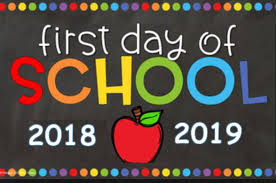 Image result for first day of school images