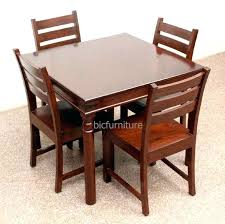 4 seater dining table designs small 4 dining table in addition