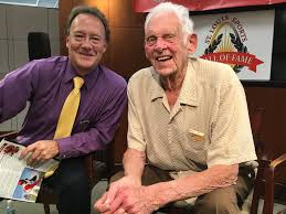 """Brian Kelly on Twitter: """"An honor chatting with former #STLBrown Don Larsen  today. Hear my conversations with him and Sonny Siebert Saturday on #TIAM  @STLSportsHOF… https://t.co/CATp3sa8yp"""""""