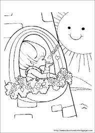 Small Picture Rainbowbrite Coloring Pages Educational Fun Kids Coloring Pages