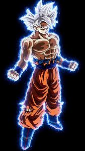 Goku Ultra Instinct Dragon Ball Super Dragon Ball Z Pinterest