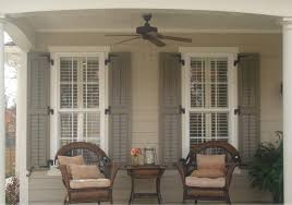 joyous window decork remodelaholic outdoor treatments white shutters outside exterior rustic white window shutters wooden